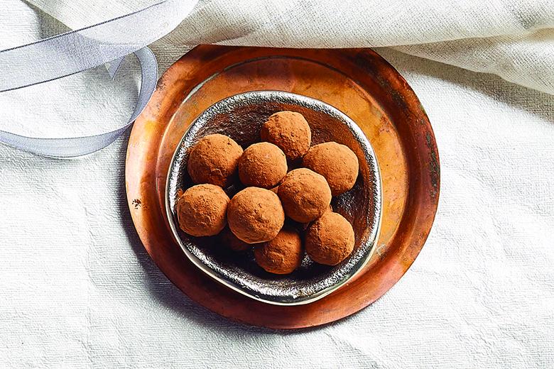 Coconut Almond Truffles