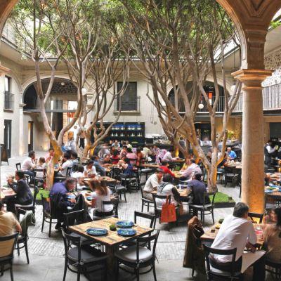 6 restaurantes muy bonitos donde desayunarás riquísimo si estás por el Centro Histórico de la CDMX