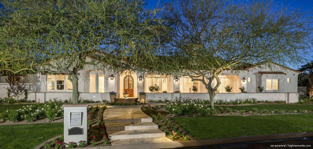 Así se ve la mansión de Michael Phelps por dentro