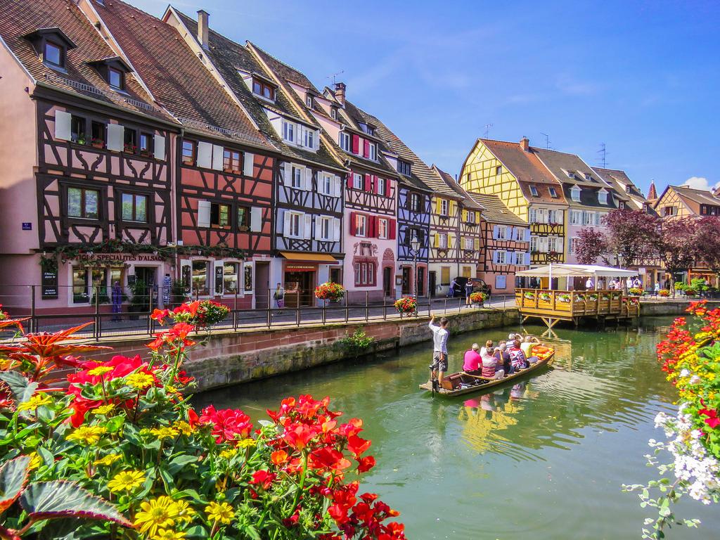 Colmar: La Venecia francesa que parece sacada de un cuento de hadas