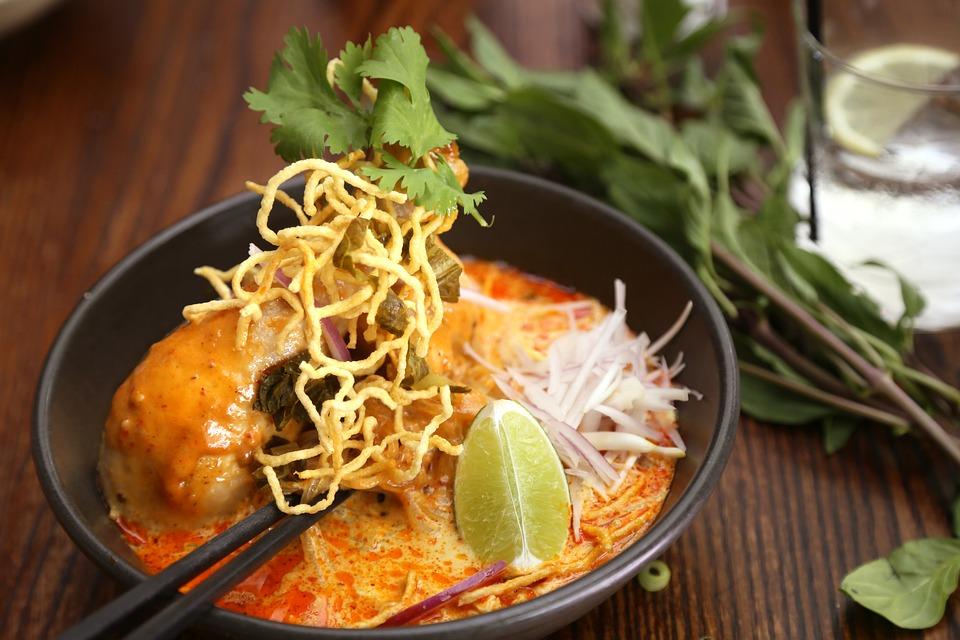 Qué es el 'khao soi' y dónde comerlo en la CDMX