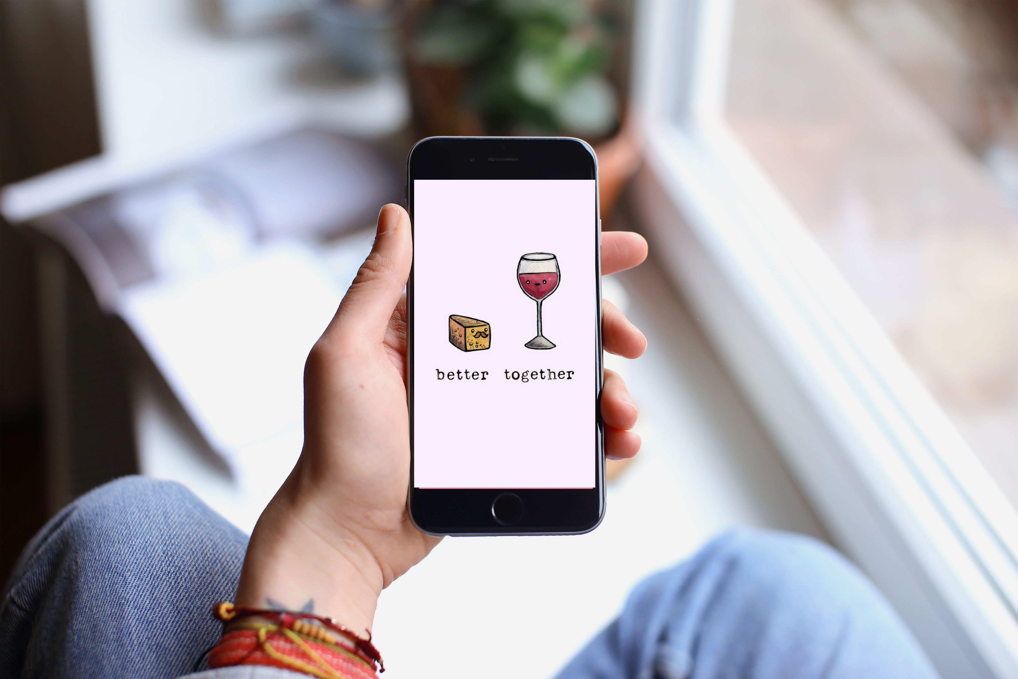 Fondos de pantalla 'foodies' para tu celular
