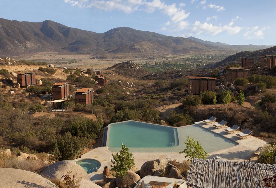 5 hoteles secretos en México que jamás imaginaste que existían