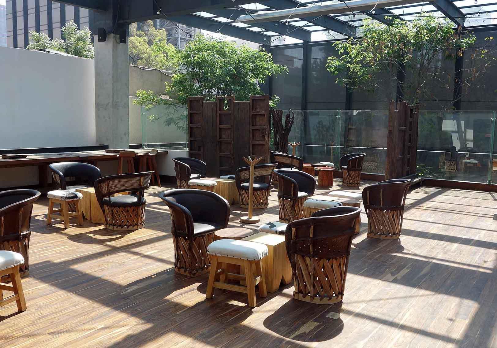 Sagardi Rooftop: Pintxos y 'drinks' en una terraza al estilo Ibiza llega a la CDMX