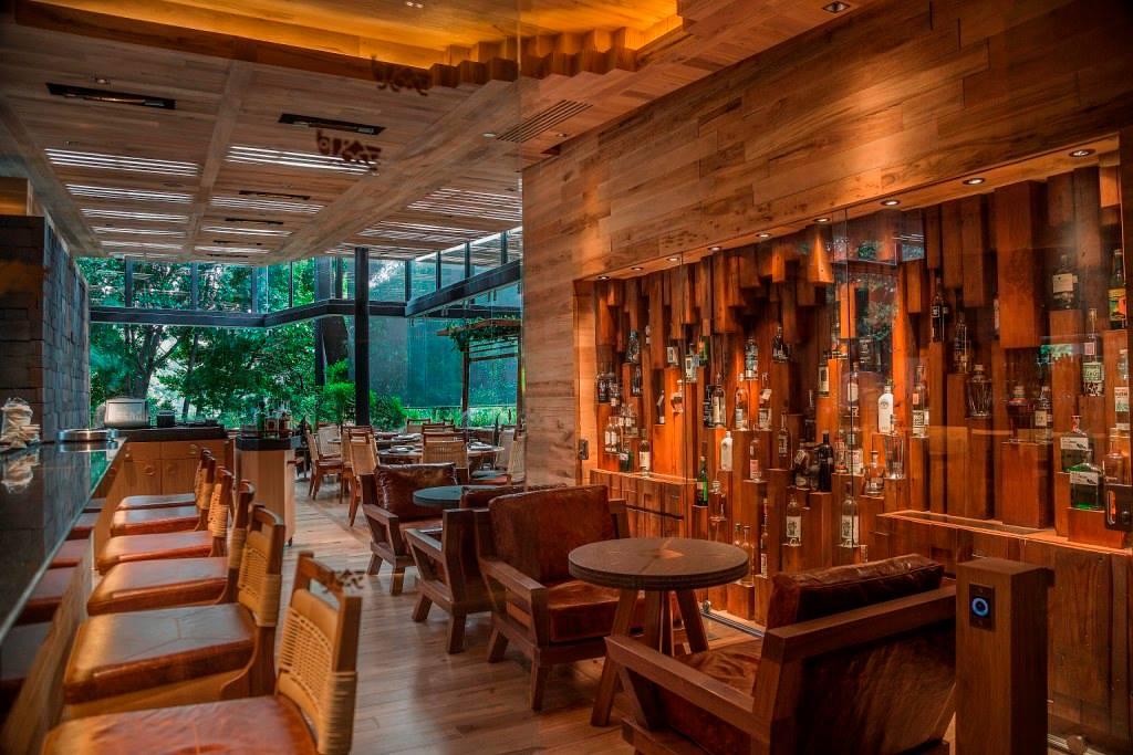 Chapulín: El restaurante 'top' de cocina mexicana en el entorno más privilegiado de la CDMX