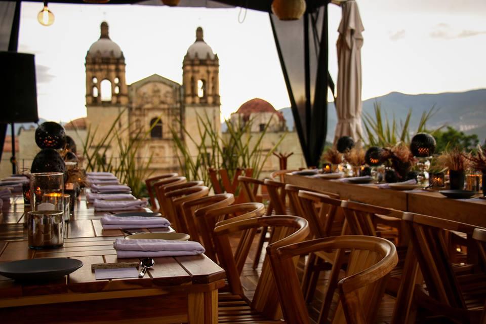 5 restaurantes para comer, amar y disfrutar Oaxaca