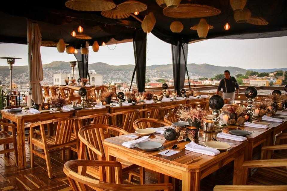 Pitiona: La terraza más encantadora de Oaxaca (excepcionales vistas y gastronomía de altura)