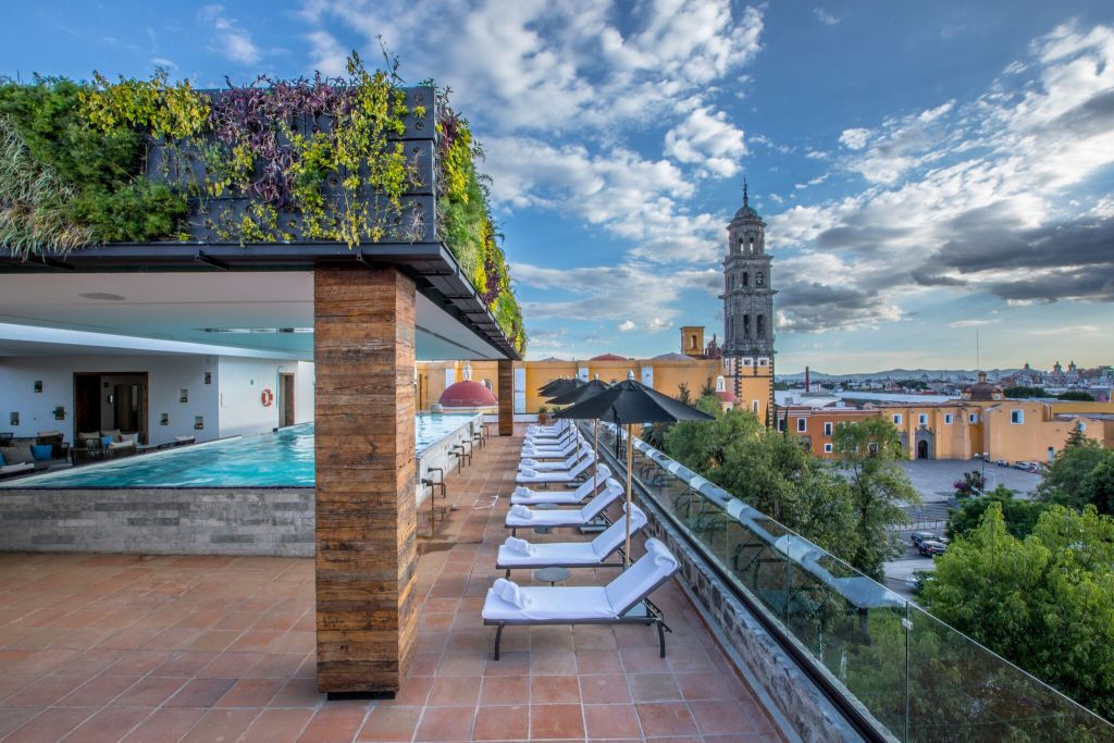 Los 5 hoteles más espectaculares para hospedarte el fin en Puebla