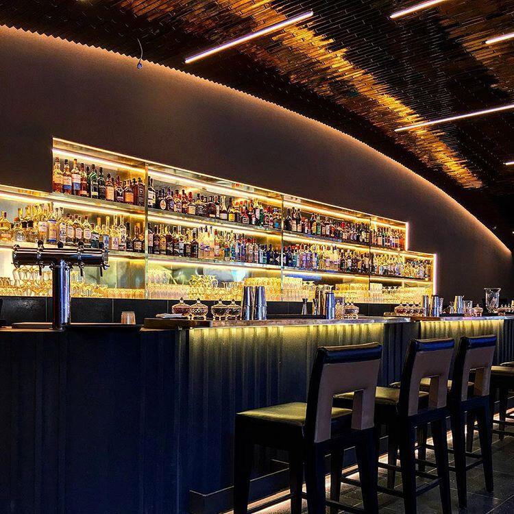 Zona Áurea: Conciertos, cócteles y ambiente 'top' en el nuevo bar del Auditorio Nacional