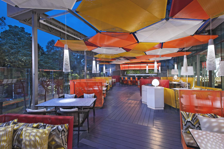 7 hoteles con las terrazas más espectaculares de la CDMX (ideales para ir a comer el fin de semana)