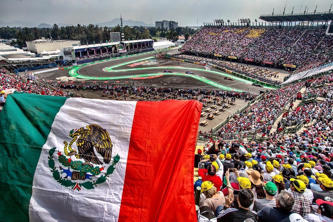 """¿Por qué el Gran Premio de México tiene bien merecido su título como """"El mejor de la temporada""""?"""
