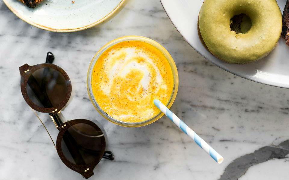 4 'spots' en la CDMX para probar la bebida del momento: la Golden Milk (o leche dorada)