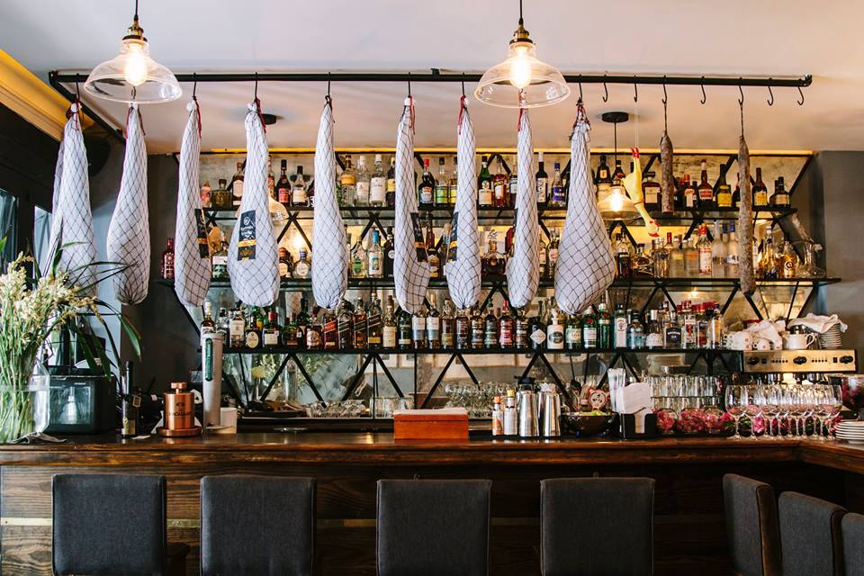 8 restaurantes en la CDMX que debes visitar si te encanta el jamón ibérico