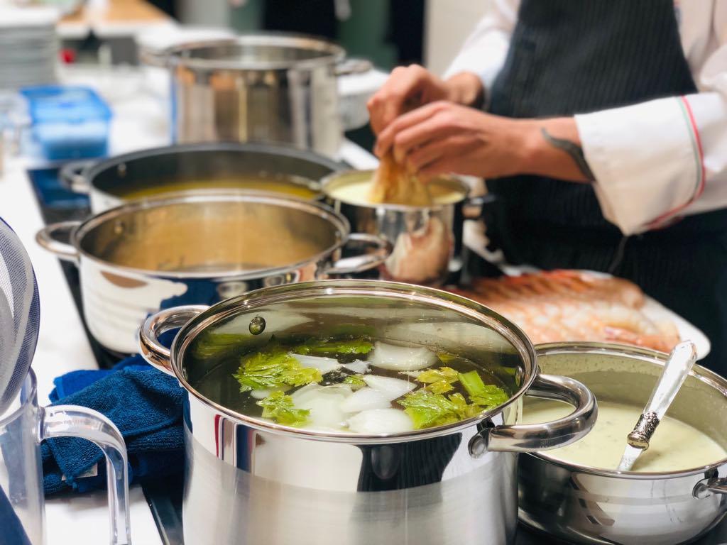 La Semana de la Cocina Italiana en el Mundo llega a México (y te compartimos la agenda)