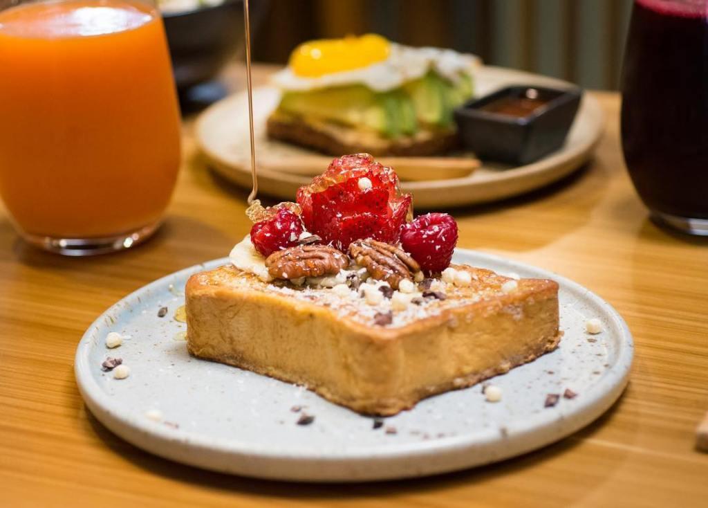 Camomila: El rinconcito en la Roma para desayunar rico y saludable (todo el día)