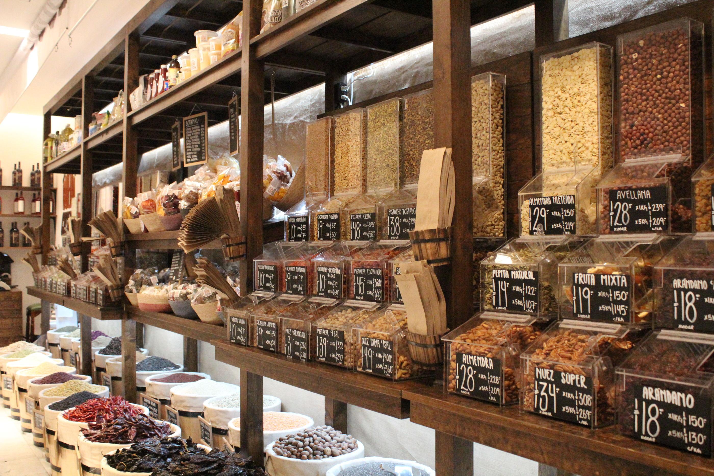 La Buena Cosecha: El nuevo 'spot' para comprar sabor a granel