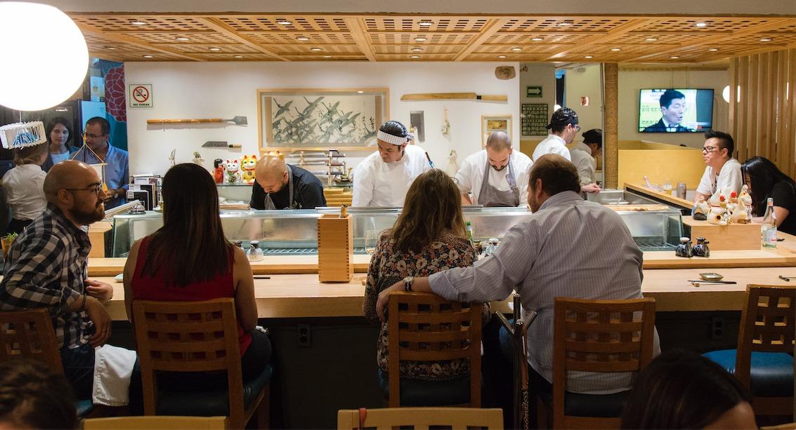 Deigo: Cocina tradicional japonesa en la CDMX