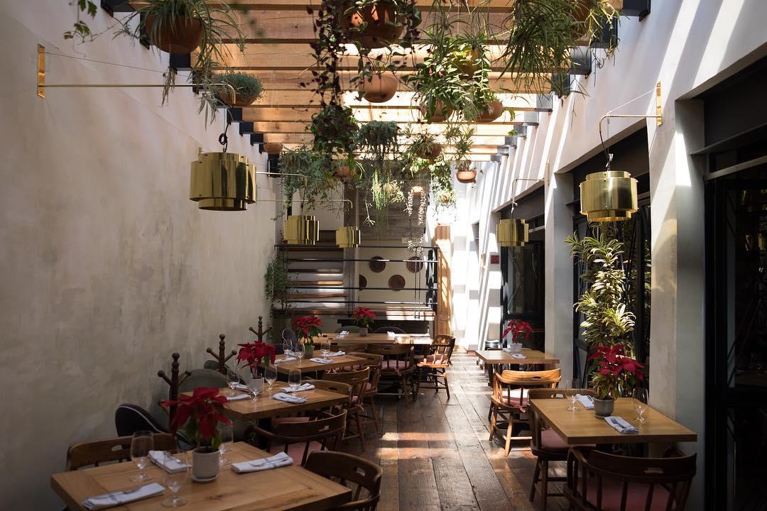 Mia Domenicca: cocina de influencia mediterránea  para una cena romántica en La Roma