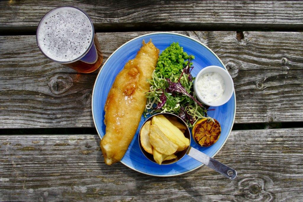3 recetas inglesas (y deliciosas) para disfrutar la final de la Champions