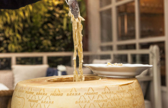En estos restaurantes de la CDMX podrás disfrutar de una cremosa 'pasta alla ruota'
