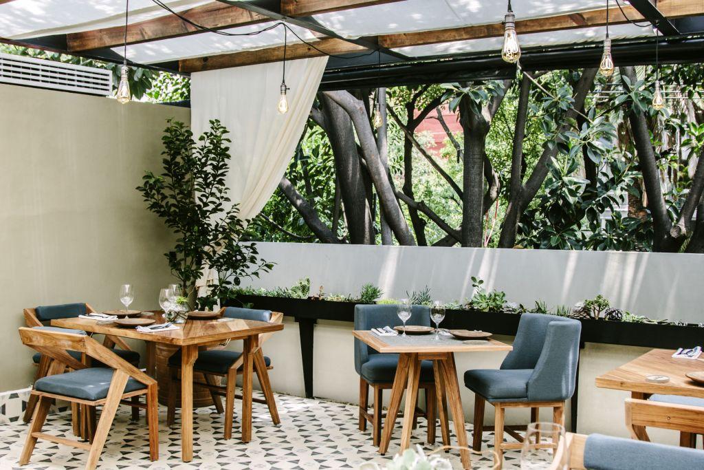 14 terrazas súper cool para cenar delicioso con amigas en la CDMX