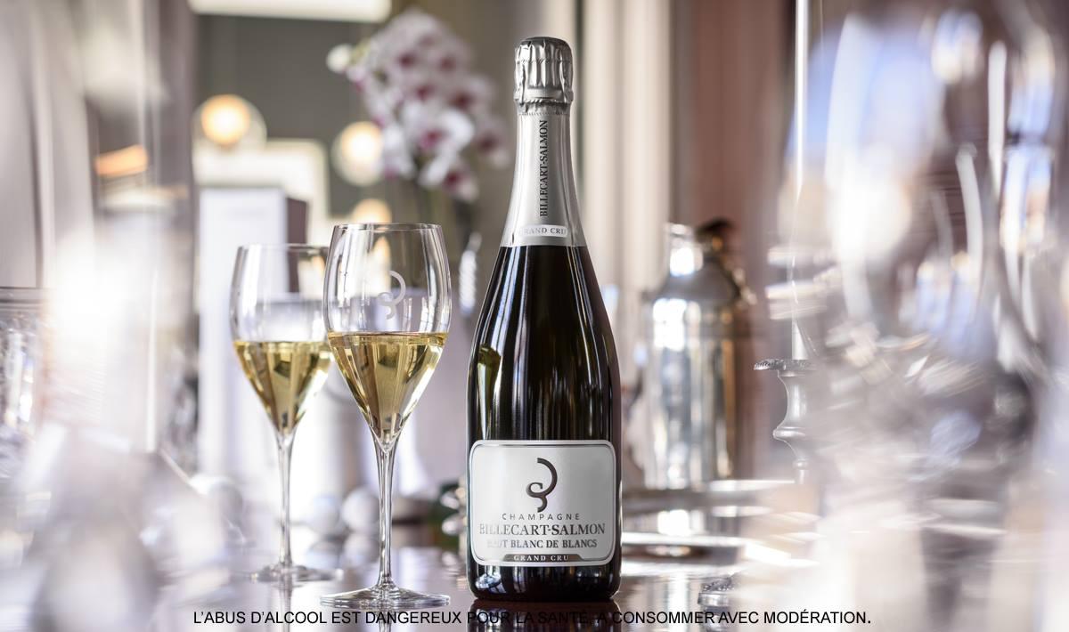 Billecart-Salmon: el champagne de culto para chocar copas como todo un sibarita