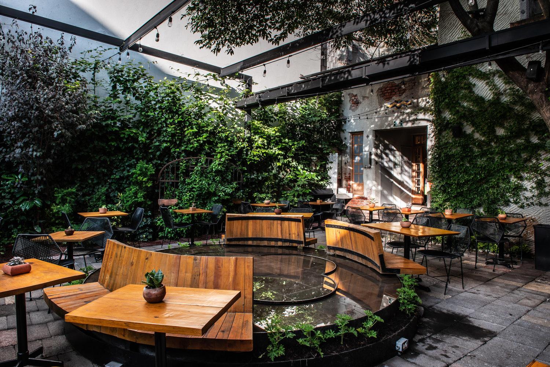 Bueno, bonito y barato: 5 preciosos patios para comer riquísimo en la CDMX (sin gastar de más)