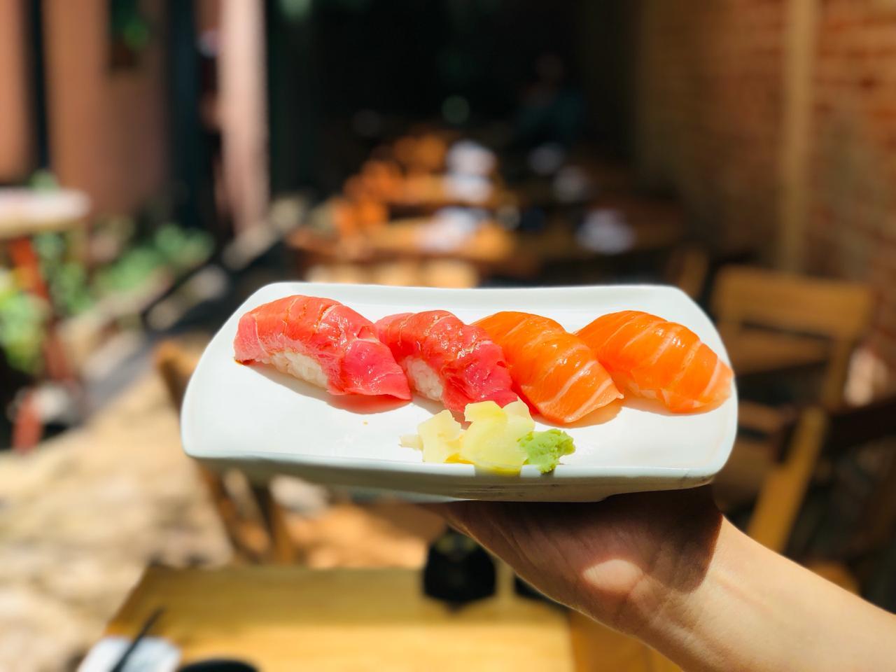 CDMX: 6 terrazas y patios para comer sushi al aire libre (su entorno es lo más)