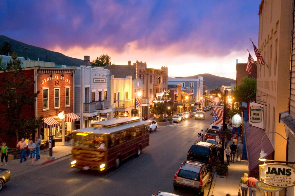 6 razones por las que Park City parece un destino sacado de una película