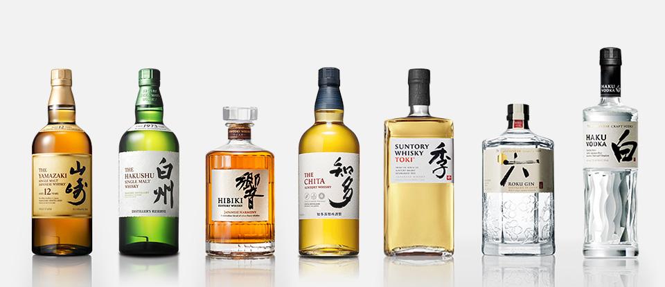 House of Suntory: destilados clásicos con un toque japonés