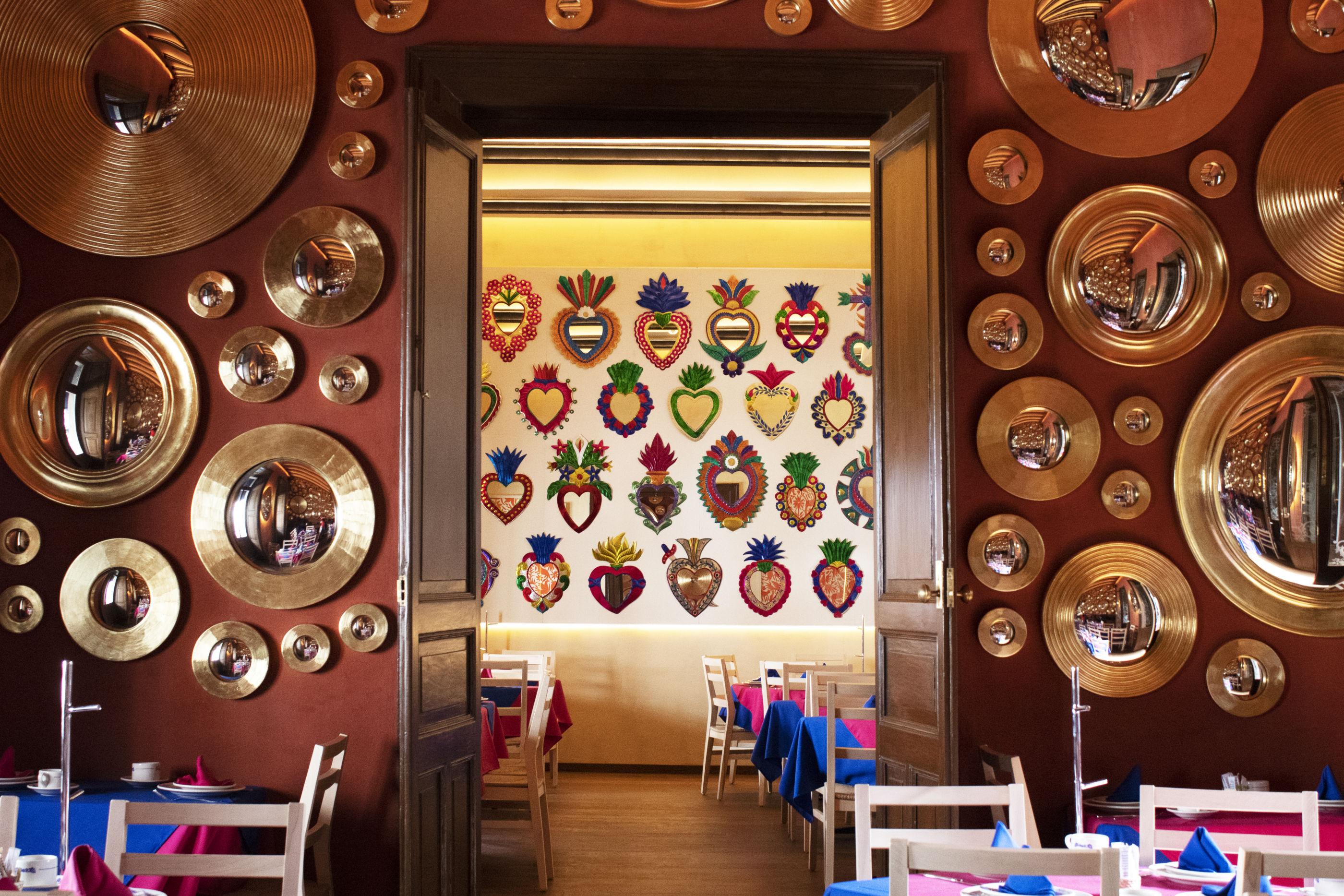 Los 12 restaurantes de cocina mexicana más bonitos de la CDMX