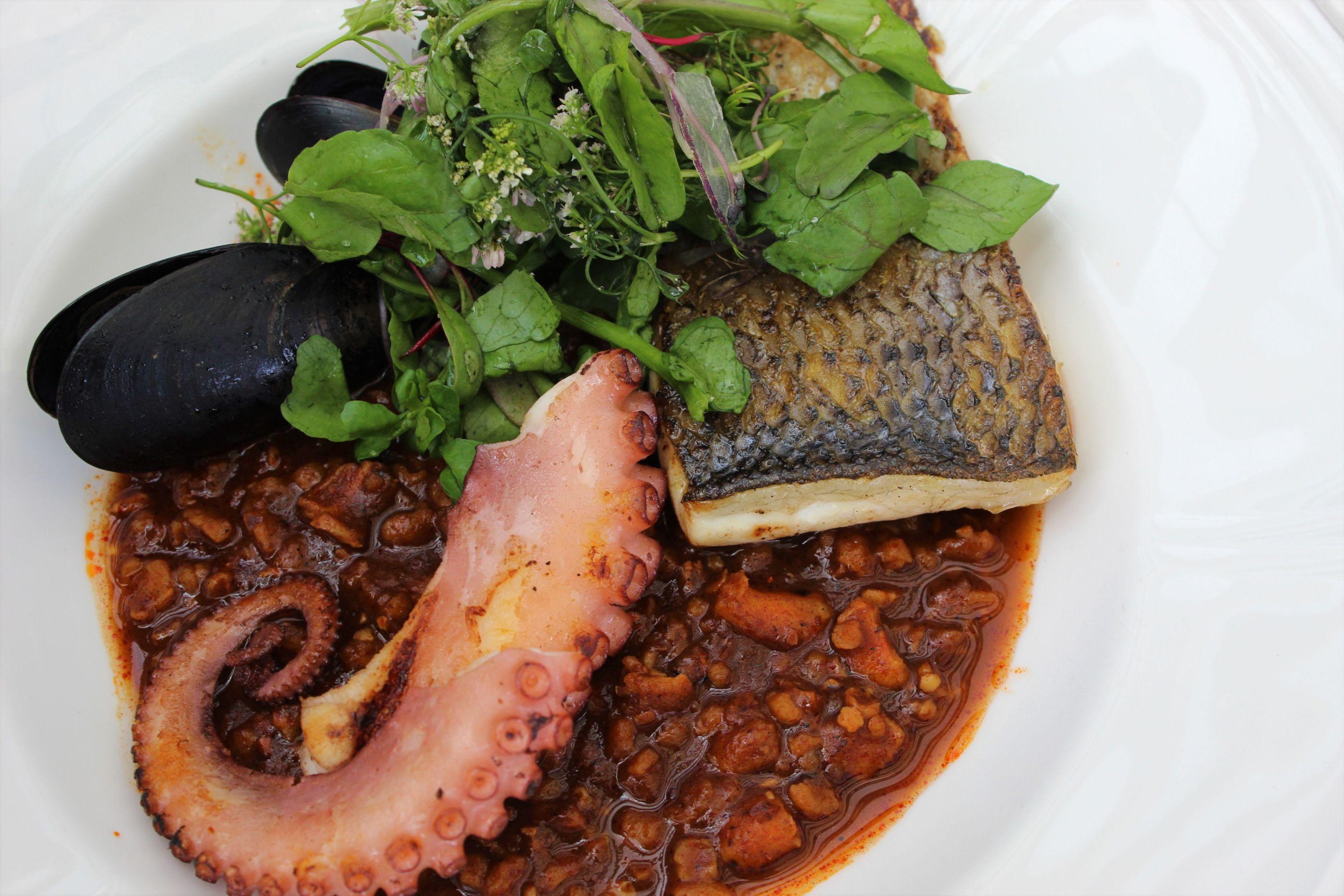 La cocina de Oaxaca: El nuevo, auténtico y tradicional menú de La Cantina Palacio