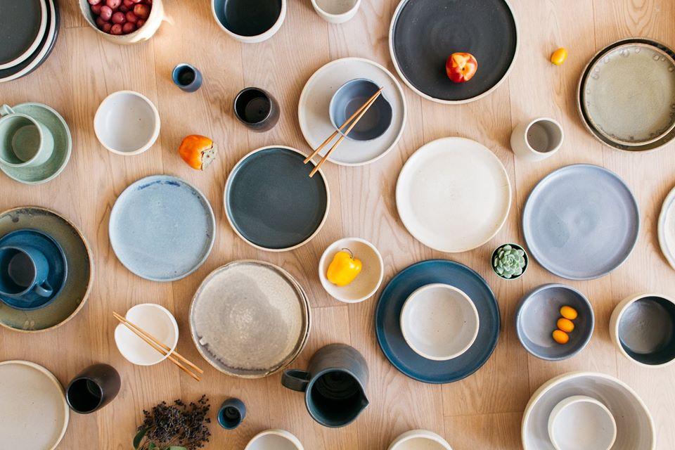 Las vajillas más bonitas son de cerámica, y aquí te decimos en dónde conseguir sus diseños más originales