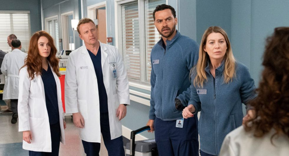 6 escenas que marcaron a todo fanático de Grey's Anatomy
