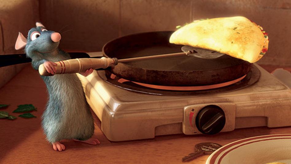 Pixar lanza su nuevo canal de cocina con recetas de tus películas animadas favoritas