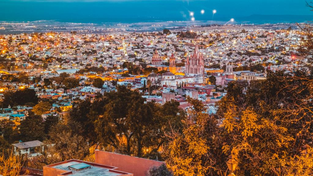 Los 6 'spots' más instagrameables de San Miguel de Allende