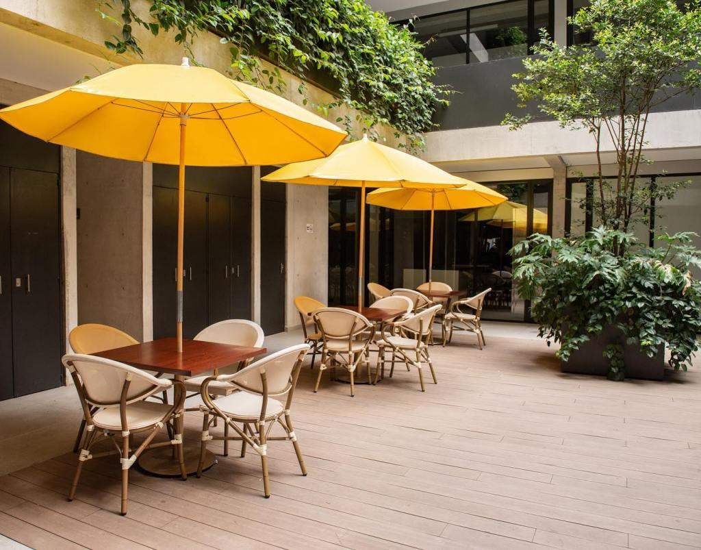 10 restaurantes 'fav' para desayunar al aire libre en la CDMX