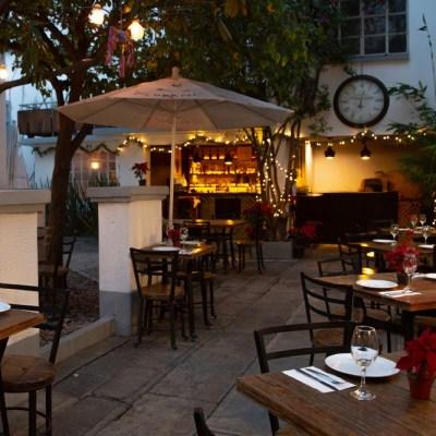 Bueno, Bonito y Barato: 11 restaurantes al aire libre para comer 'deli' sin gastar de más (y sin contagios)