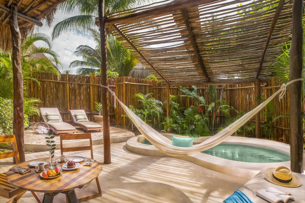 7 hoteles con alberca en la habitación que debes conocer en México