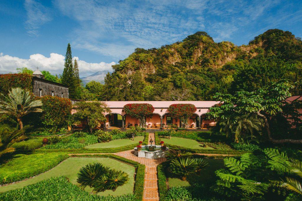 Los 8 hoteles-hacienda más espectaculares de México