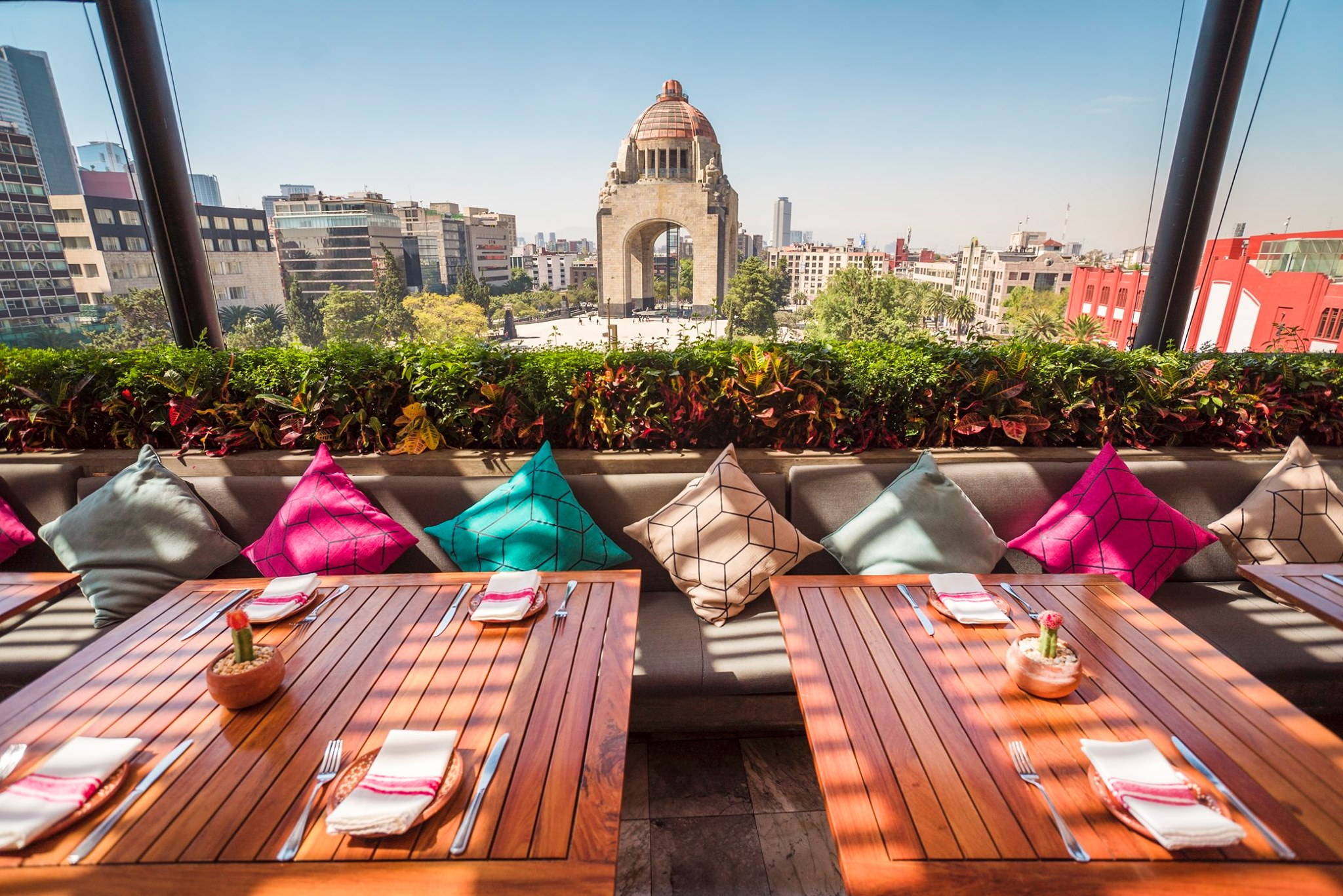 Las 10 terrazas más bonitas de la CDMX