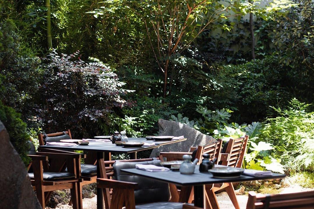 7 restaurantes con el entorno más zen de la CDMX (relájate mientras comes)