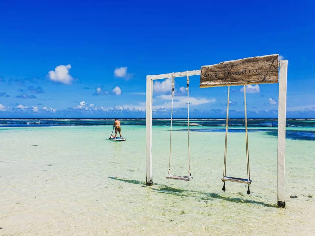 5 alojamientos que tienen columpios con vista al mar mexicano (para tomarte las mejores fotos)