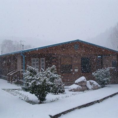 5 acogedores hoteles para disfrutar de la nieve en México