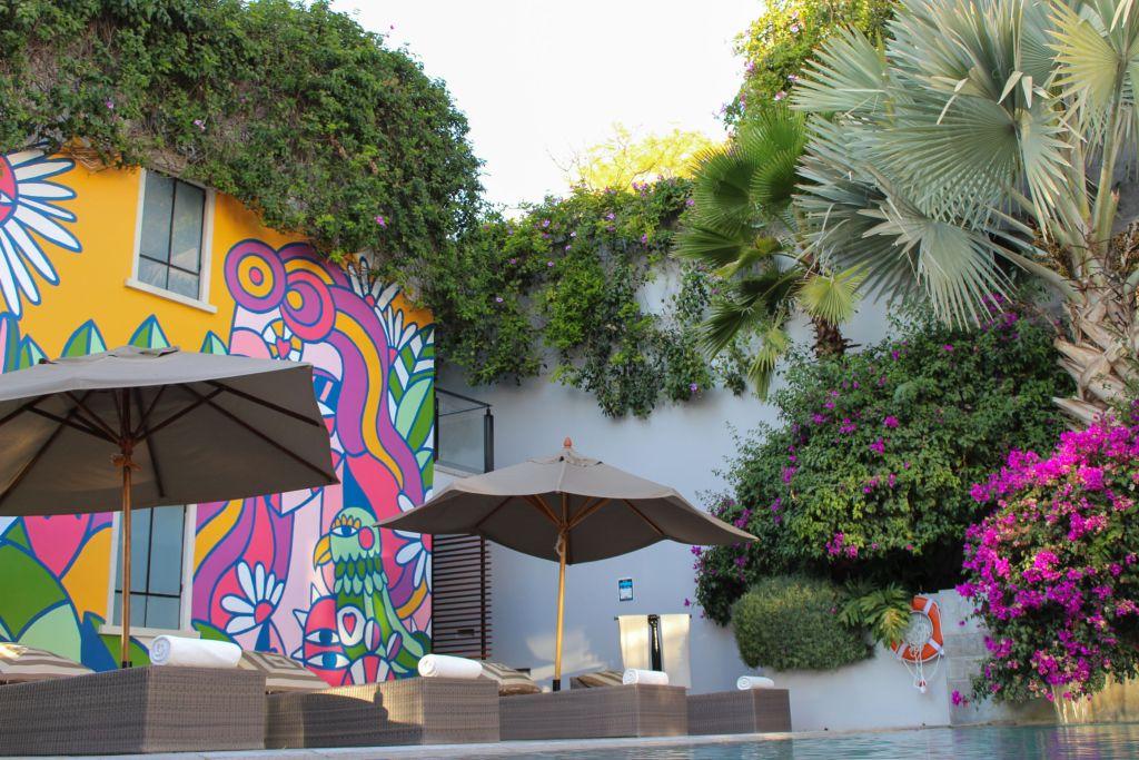 Hotel Matilda y Spa: un artístico refugio hostelero en el corazón de San Miguel de Allende