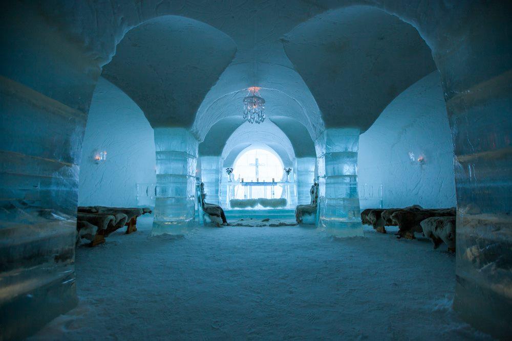 Los hoteles de hielo más cool e impresionantes del mundo