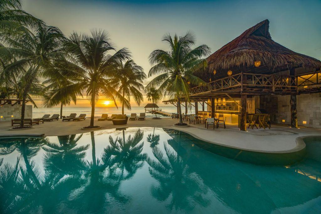 8 hoteles en la Riviera Maya para celebrar Navidad y Año Nuevo