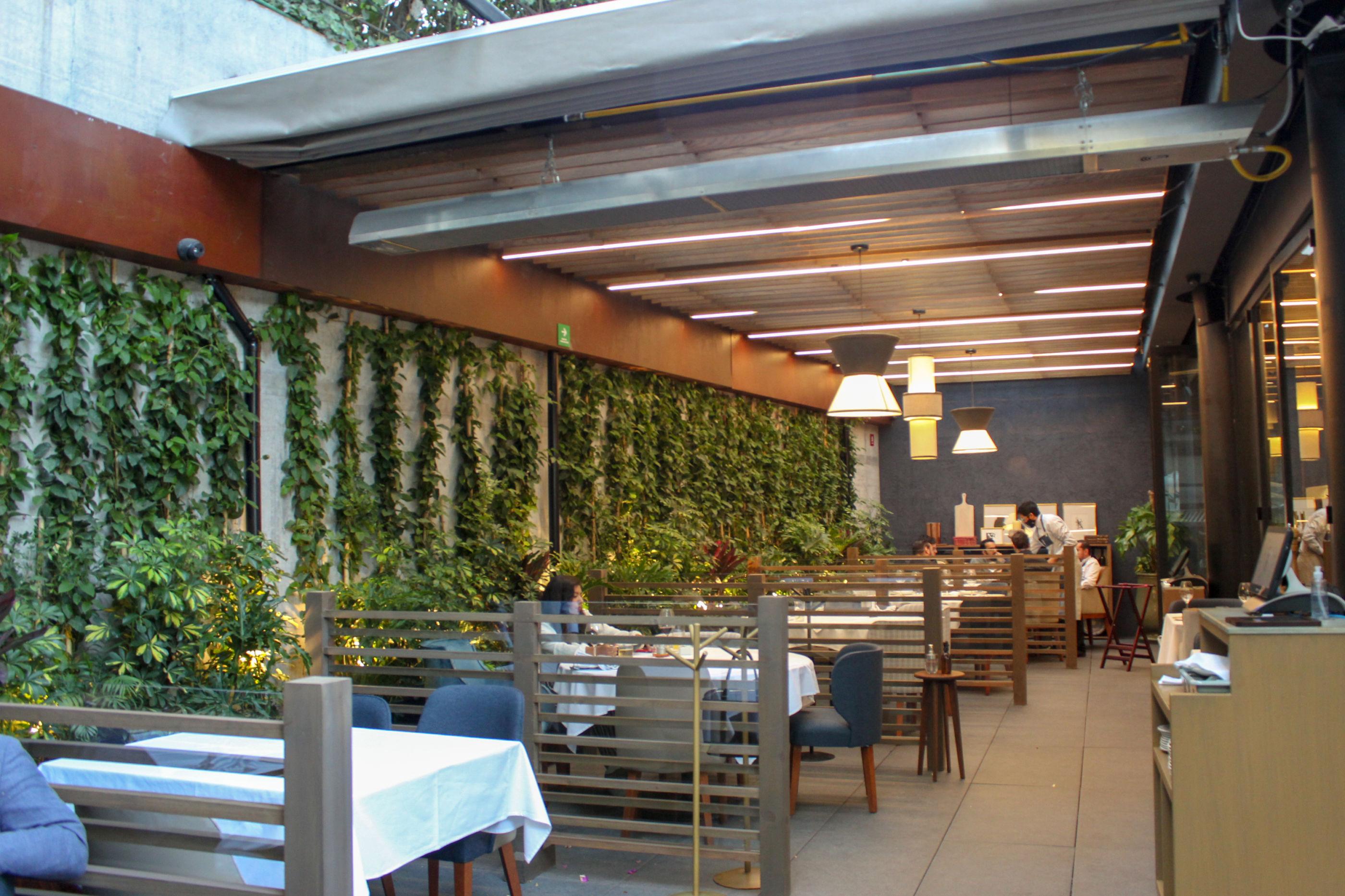 Zeru Lomas: Gastronomía ibérica a las brasas en un espacio pensado para la nueva normalidad