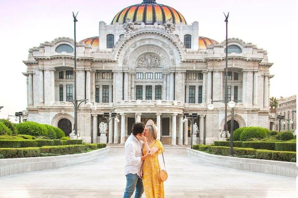 Los 8 lugares más románticos para ir a caminar en pareja por la CDMX