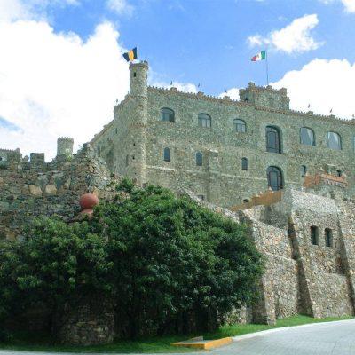 En México existe un precioso castillo en el que puedes hospedarte y no sabías
